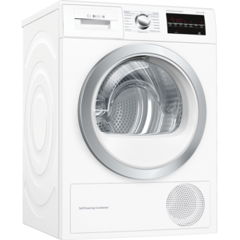 Warmtepompdroger Bosch WTW85491NL