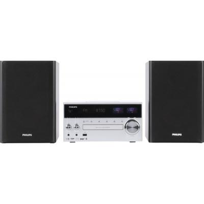 Audioset Philips BTB8000 Zilver