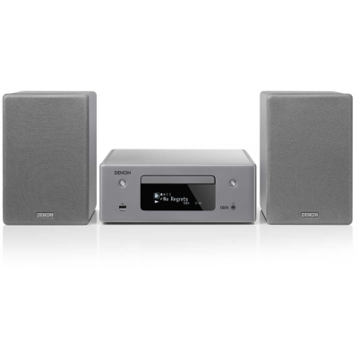 Audio Receiver/CD/boxen Denon Ceol N10 grijs