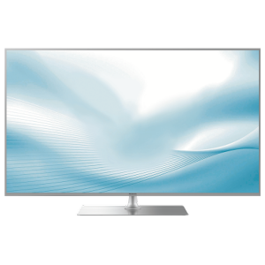 Televisie Panasonic TX-43HXF997 Metal Silver Hairline